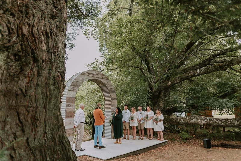 Old Forest School wedding with Luke and Emma 0277