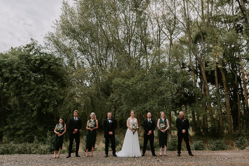 Roseburn Park wedding photography of Shane and Jess in Palmerston North 0169