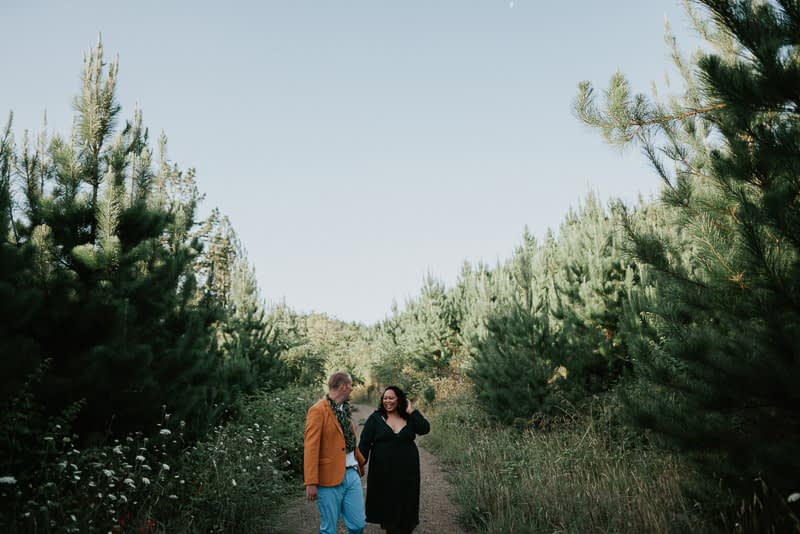 Old Forest School wedding with Luke and Emma 0767