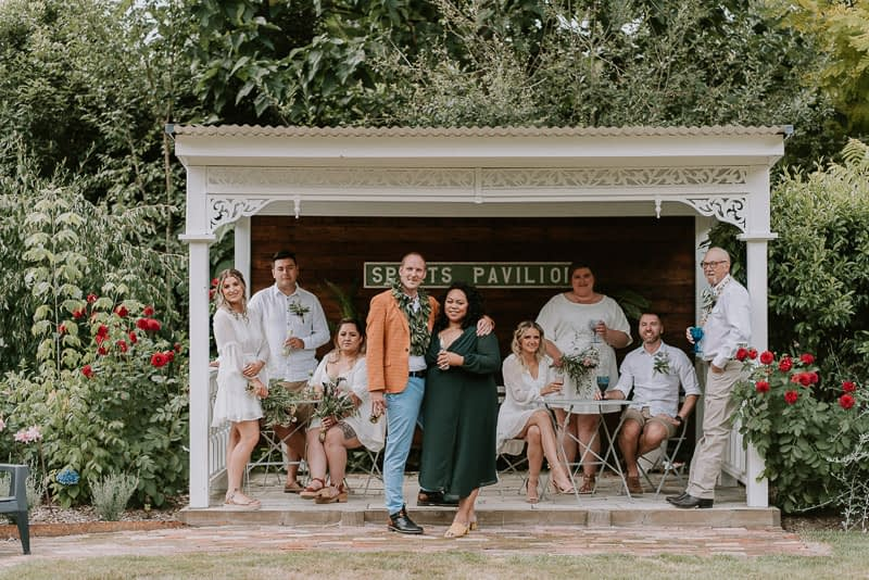 Old Forest School wedding with Luke and Emma 0487