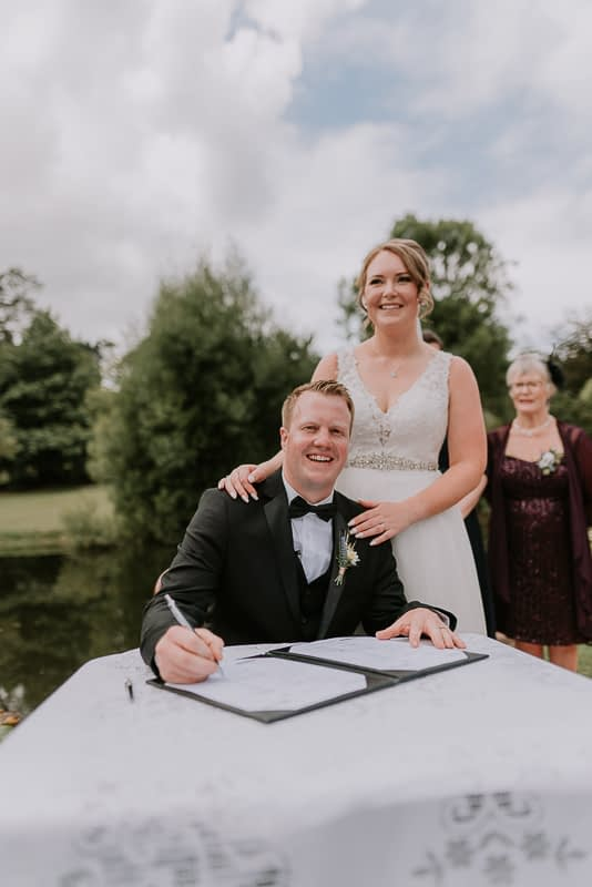 Roseburn Park wedding photography of Shane and Jess in Palmerston North 0120