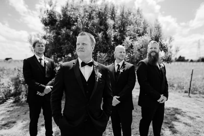 Roseburn Park wedding photography of Shane and Jess in Palmerston North 0025