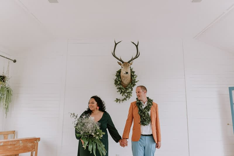 Old Forest School wedding with Luke and Emma 0548