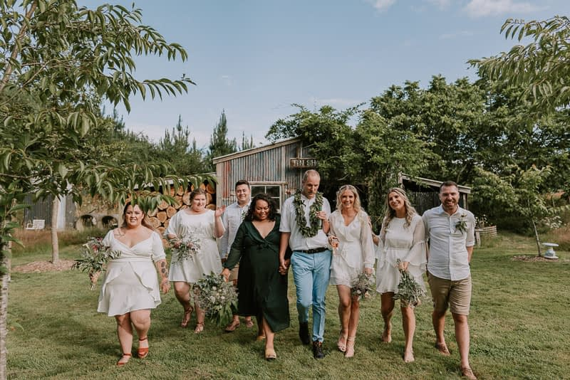 Old Forest School wedding with Luke and Emma 0720