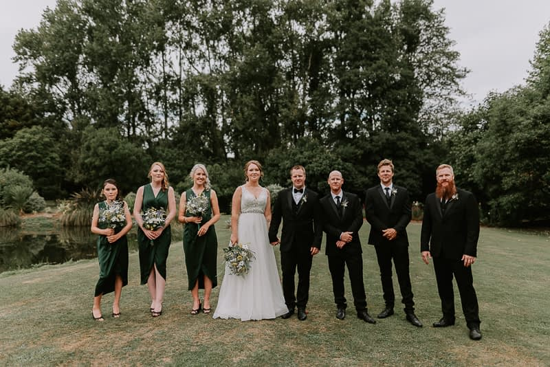 Roseburn Park wedding photography of Shane and Jess in Palmerston North 0138