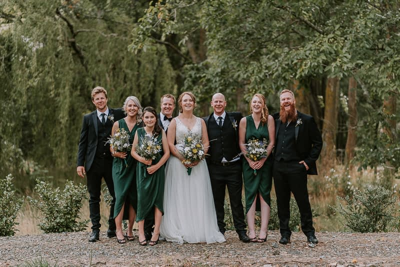 Roseburn Park wedding photography of Shane and Jess in Palmerston North 0170
