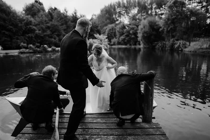 Roseburn Park wedding photography of Shane and Jess in Palmerston North 0200