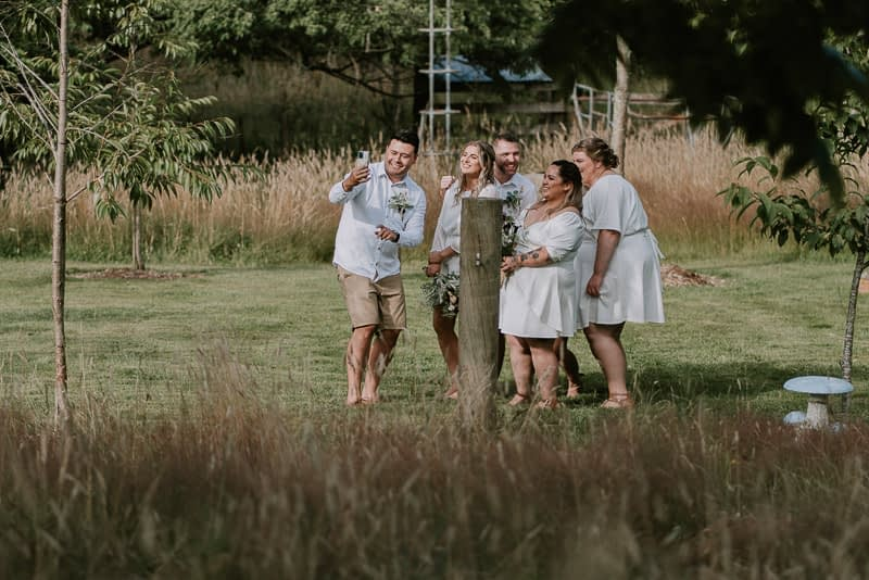 Old Forest School wedding with Luke and Emma 0688