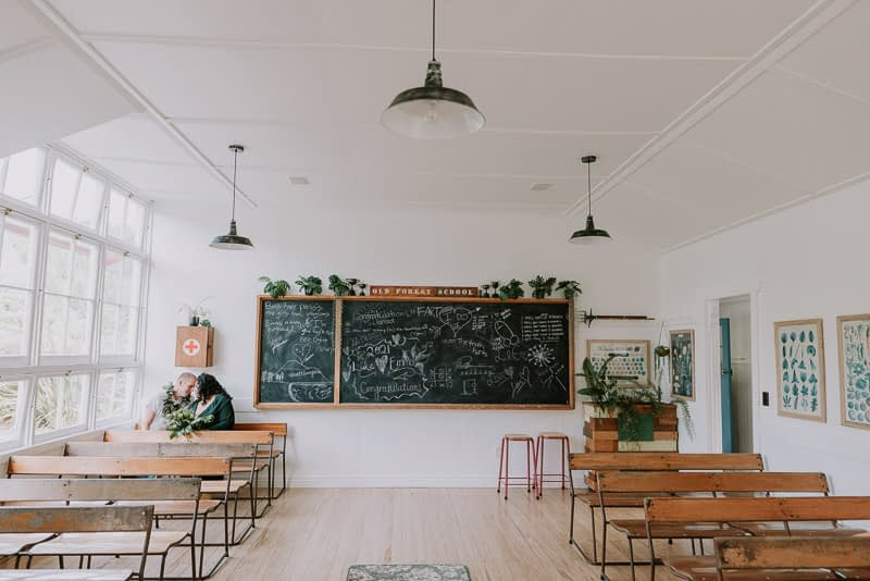 Old Forest School wedding with Luke and Emma 0625