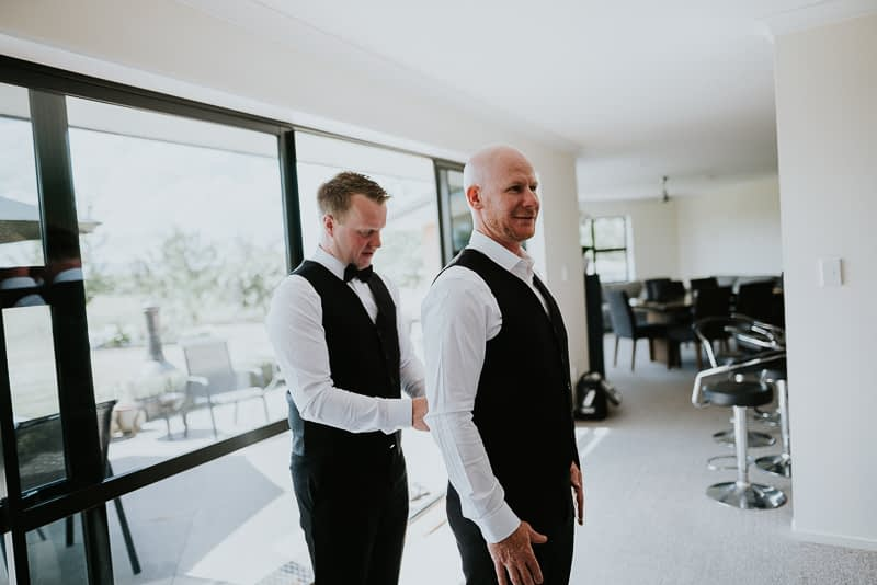 Roseburn Park wedding photography of Shane and Jess in Palmerston North 0015