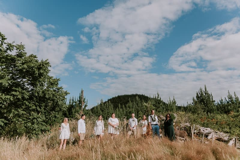 Old Forest School wedding with Luke and Emma 0674